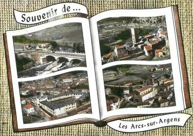 """/ CPSM FRANCE 83 """"Les Arcs sur  Argens"""""""