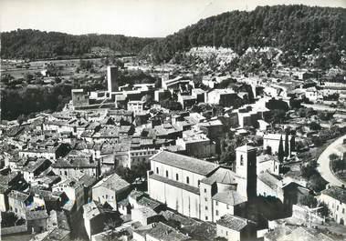 """/ CPSM FRANCE 83 """"Les Arcs de Provence, l'église"""""""