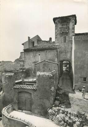 """/ CPSM FRANCE 83 """"Aups, un aspect du vieux village"""""""