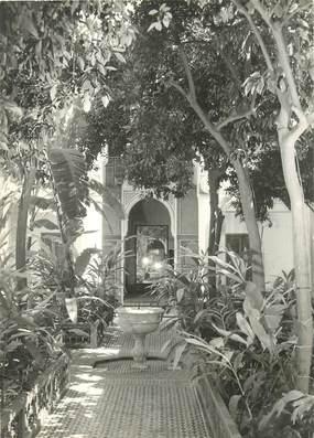 """CPSM MAROC """"Marrakech, le palais royal de la Bahia"""""""