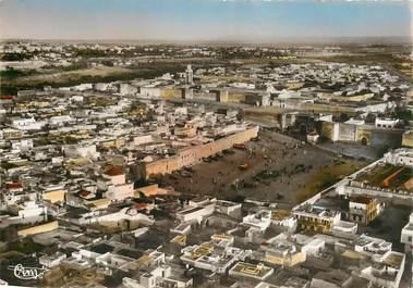 """CPSM MAROC """"Meknès, vue aérienne"""""""