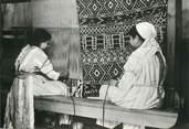 "Maroc  CPSM MAROC ""Tanger, fabrication de tapis marocains"""
