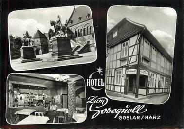 "CPSM SUISSE ""Hotel Gosequell, Goslar sur Harz"""
