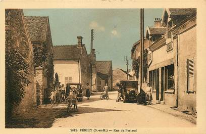 "CPA FRANCE 77 ""Féricy, rue de Ferland"""