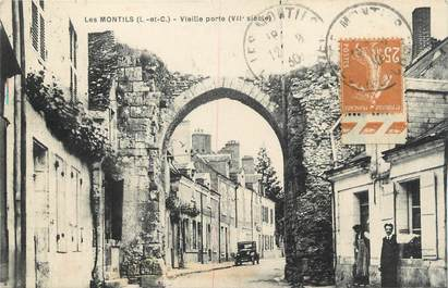 """.CPA FRANCE 41 """"Montils, Vieille Porte"""""""