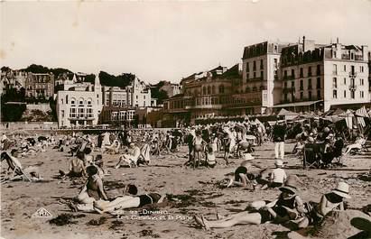 """CPSM FRANCE 35 """"Dinard, les casinos et la plage"""""""
