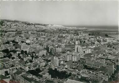 """CPSM  ALGERIE  """"Alger,  vue générale, entrée du port"""""""