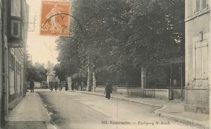 ".CPA FRANCE 41 ""Romarantin, Faubourg St Roch"""