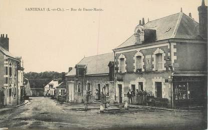 ".CPA  FRANCE 41 ""Santenay, Rue de Dame Marie """