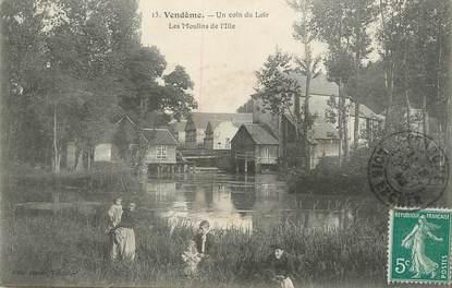 """.CPA  FRANCE 41 """"  Vendôme, Les moulins de l'Ile"""""""