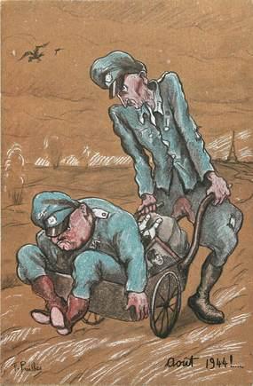 CPSM MILITAIRE / AOÛT 1944