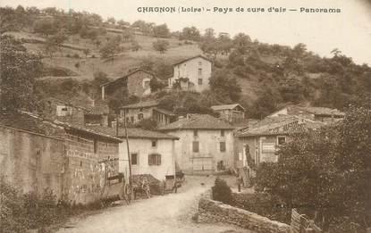 ".CPA FRANCE 42 ""Chagnon, Panorama"""