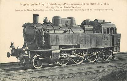 CPA TRAIN / LOCOMOTIVE