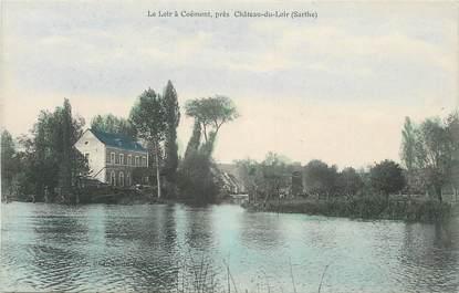 """.CPA FRANCE 72 """"Coëmont, Le Loir"""""""