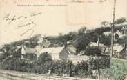 """72 Sarthe .CPA FRANCE 72 """"Château du Loir, Côteaux de Goulard"""""""