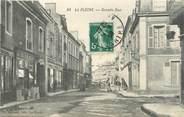 """72 Sarthe .CPA FRANCE 72 """"La Flèche, Grande rue"""""""