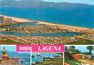 """CPSM ESPAGNE """"Costa Brava, Camping Laguna"""""""