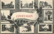 "28 Eure Et Loir CPA FRANCE 28 ""Courtalain"""