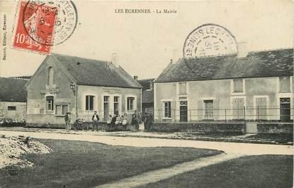"CPA FRANCE 77  ""Les Ecrennes"""