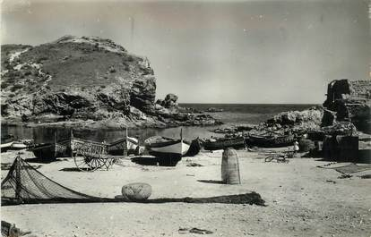 """CPSM ESPAGNE """"Llansa, plage des pêcheurs"""""""