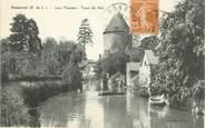 """28 Eure Et Loir CPA FRANCE 28 """"Bonneval, les Fossés, la Tour du Roi"""""""