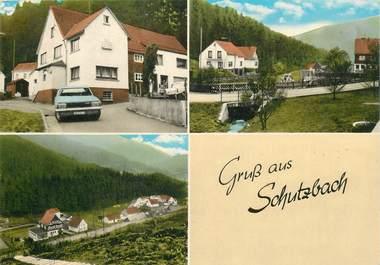 """CPSM ALLEMAGNE """"Gruss aus Schutzbach"""""""