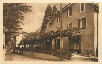 """.CPA  FRANCE 74 """"Veyrier, Hôtel du Mont Baron"""""""