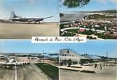 "Aviation    CPSM AVIATION ""Aéroport Nice, 06"""