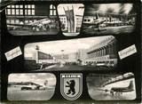 "Aviation    CPSM AVIATION ""Aéroport Berlin, Allemagne"""