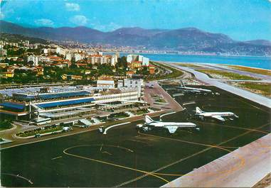 """CPSM AVIATION  """"Aéroport Nice, 06"""""""