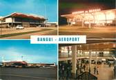 "Aviation    CPSM AVIATION   ""Aéroport Bangui, Guinée"""