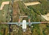 "Aviation    CPSM AVIATION   ""Avion cargo militaire"" / PARACHUTISME"