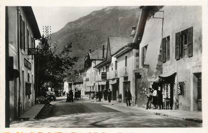 """.CPSM  FRANCE 74 """"Veyrier du Lac, Le village"""""""