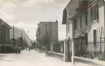 """.CPSM  FRANCE 74 """"Gaillard, Rue de la Libération"""""""