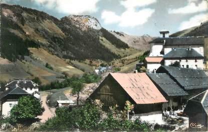 """.CPSM  FRANCE 74 """"Montmin, Chef lieu et Col de l'Hault"""""""