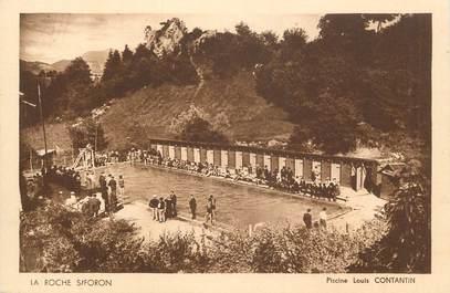 """.CPA FRANCE 74 """"La Roche sur FORON"""""""