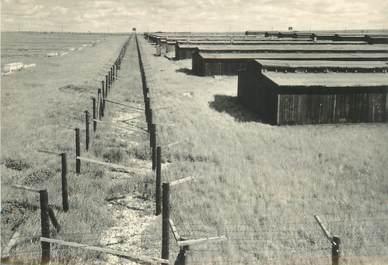 """CPSM 2 EME GUERRE / Pologne """"Camp de concentration"""""""