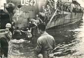 Militaire CPSM 2 EME GUERRE / Débarquement des troupes en Normandie