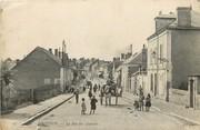 "36 Indre CPA FRANCE 36 ""Issoudun, la Rue des Alouettes"""