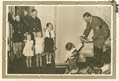 CPSM MILITAIRE / HITLER