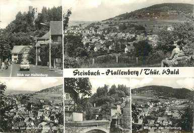 """CPSM ALLEMAGNE   """" Steinbach Hallenberg"""""""