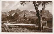 """74 Haute Savoie .CPSM  FRANCE 74 """"Combloux, Chaîne des Aravis et Pointe Percée"""""""