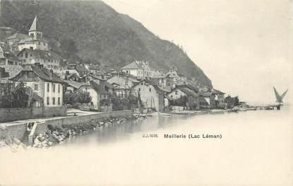 """.CPA FRANCE 74 """" Meillerie, Lac  Léman """""""