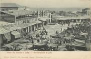 "Europe CPA TURQUIE ""Jaffa, Place du Marché"""