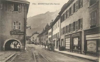 """.CPA FRANCE 74 """" Bonneville.  """""""