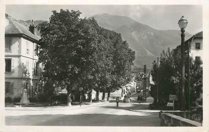 """.CPSM FRANCE 74 """" Bonneville, La rue du Pont et le Môle"""""""