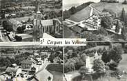 """74 Haute Savoie .CPSM FRANCE 74 """" St Cergues les Voirons, Vues"""""""