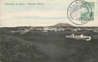 """CPA MEXIQUE """"Panorama de Jalapa"""""""