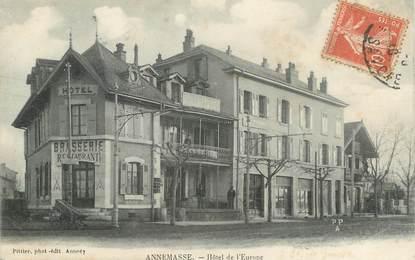 ".CPA FRANCE 74 "" Annemasse, Hôtel de l'Europe"""
