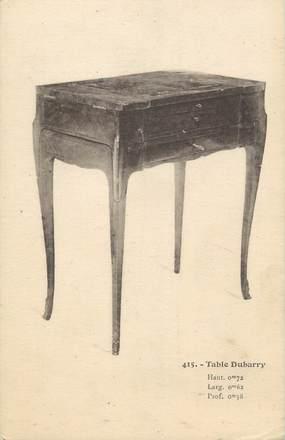 """.CPA FRANCE 74 """" Annemasse, Manufacture de sièges Rossier et Allain, Table Dubarry"""""""